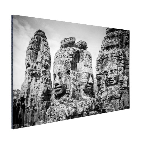 Bayon Tempel met Buddhas Aluminium