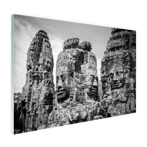 Bayon Tempel met Buddhas Glas