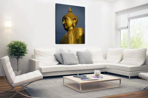 Reuze Boeddha Chiang Mai Canvas
