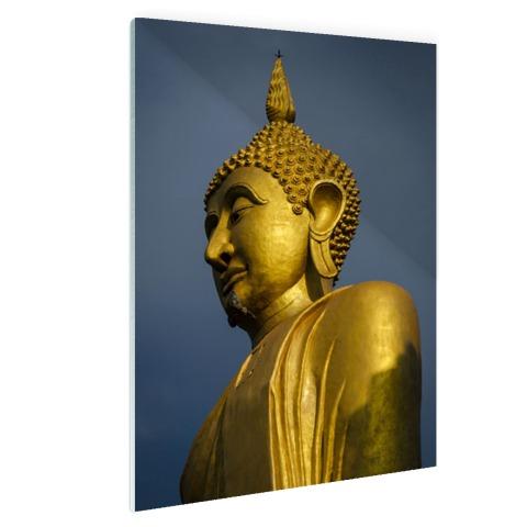 Reuze Boeddha Chiang Mai Glas