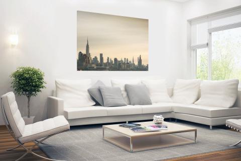 Skyline Manhattan Poster