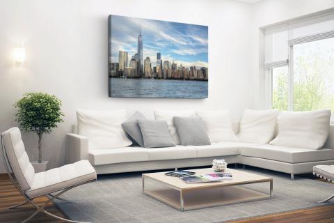 Skyline New York Canvas