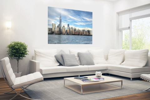 Skyline New York Poster