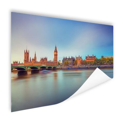 Skyline Londen muurdecoratie