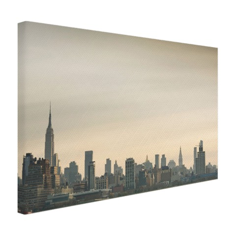 Skyline Manhattan Canvas