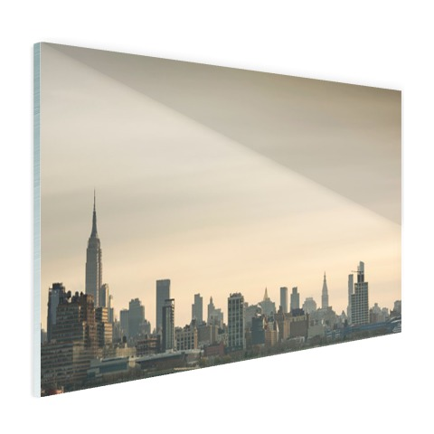 Skyline Manhattan muurdecoratie