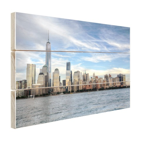 Skyline New York muurdecoratie