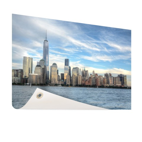 Skyline New York tuindecoratie