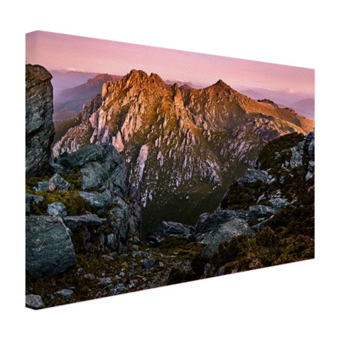 Berg Orion Australie Canvas