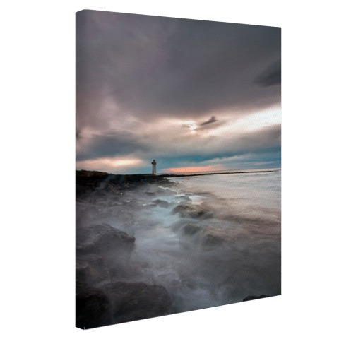 Port Fairy Australie foto Canvas
