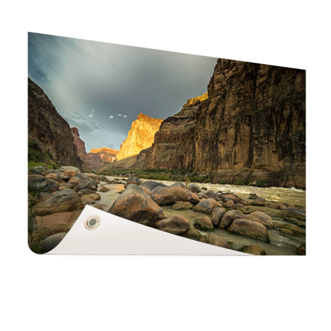 Tuinposter foto print Colorado River Grand Canyon