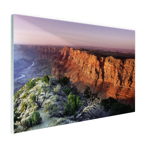 Glasplaat fotoprint Grand Canyon Arizona