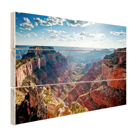 hout fotoprint Cape Royal Grand Canyon
