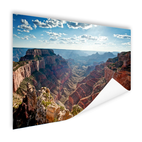 Grand Canyon Cape Royal fotoprint Poster