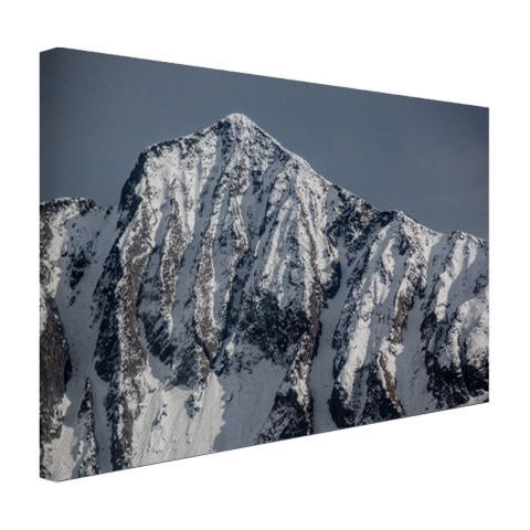 Himalaya gebergte India Canvas