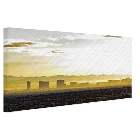 Panorama Las Vegas Canvas