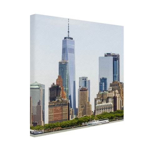 Freedom tower Manhattan Canvas