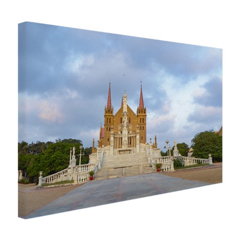 St Patrick kathedraal Canvas