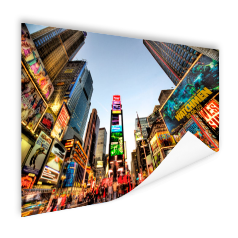 Times Square in New York Poster