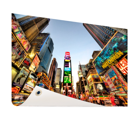 Times Square in New York Tuinposter