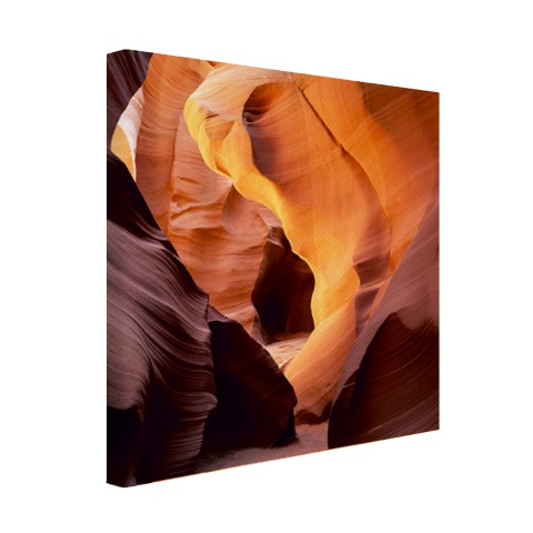 Antelope Canyon in Utah Canvas