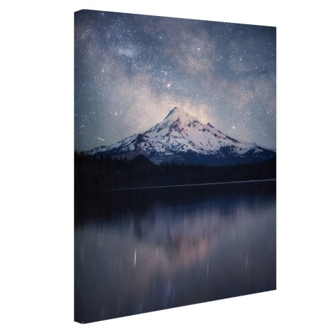 Mount Hood Noord-Amerika Canvas