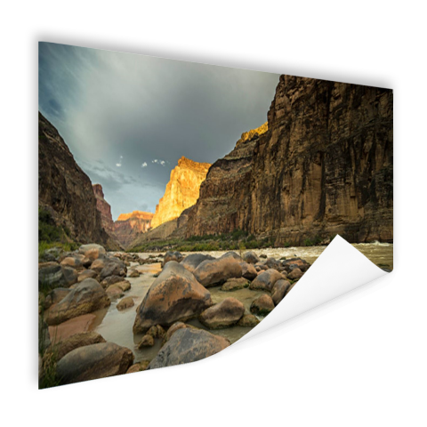 Colorado River Grand Canyon Poster