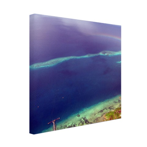Rainbow Reef Oceanie Canvas
