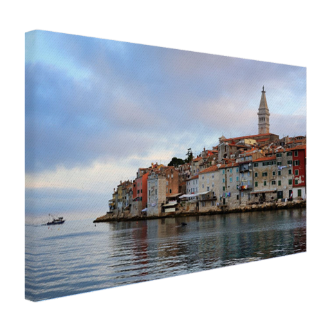 Rovinj Kroatie Canvas