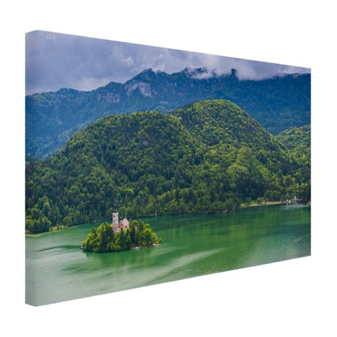 Slovenie Oost-Europa Canvas