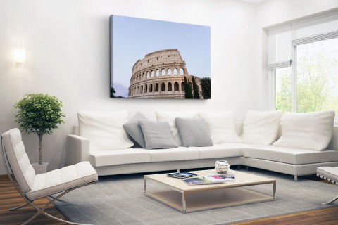 Colosseum Canvas