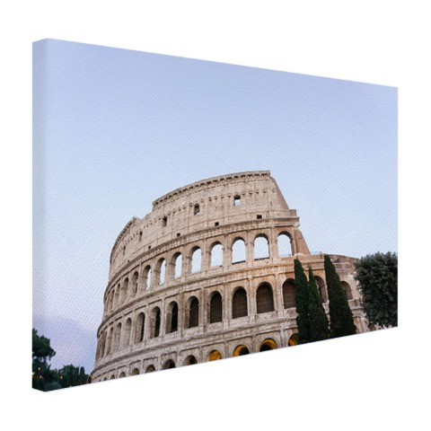 Colosseum op canvas