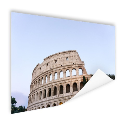 Colosseum op poster