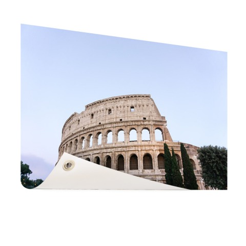 Colosseum op tuinposter