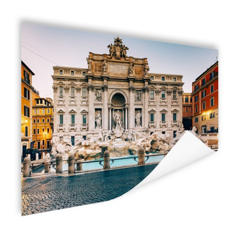 Trevifontein Rome poster