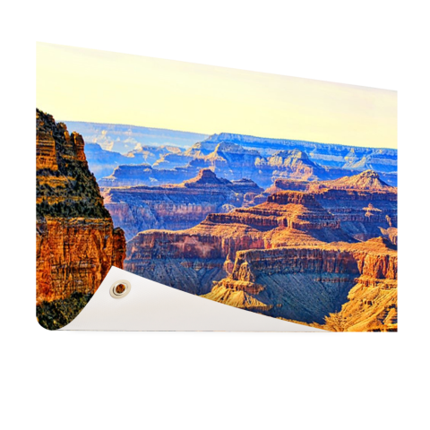 Uitizicht over Grand Canyon Tuinposter