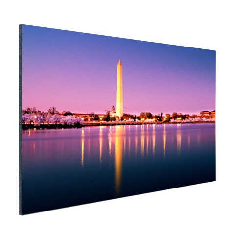 Washington Monument Aluminium