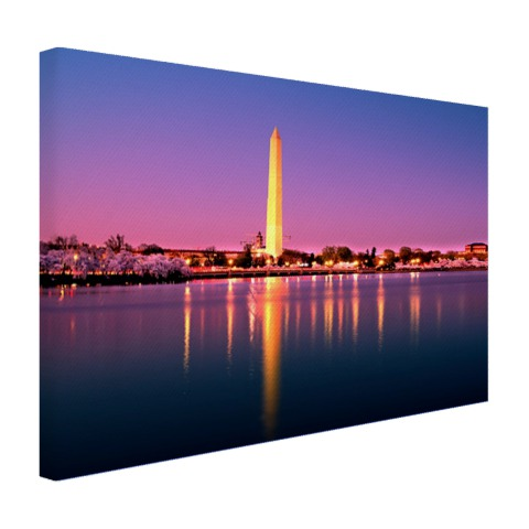 Washington Monument canvas