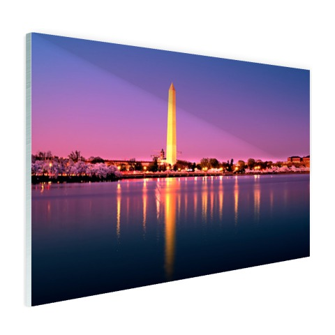 Washington Monument Glas
