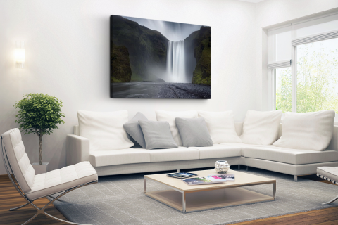 Waterval Canvas