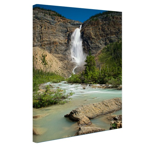 Takakkaw waterval Canada Canvas