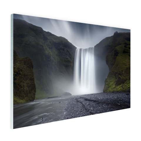Waterval Glas